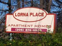 Lorna Place is conveniently located off of Lorna Road