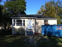 THIS IS A GREAT 3 BEDROOM 1 BATHROOM HOME IN A GREAT