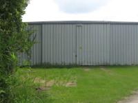 We have a 4000 sq ft. metal building for rent. The rent