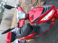 Agility Scooter Model Year 2012? For sale by original