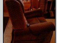 Like new multi-position recliner for handicapped or
