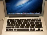 "I have a Apple MacBook Air 13"" (Late-2010) model for"
