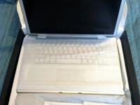 "Apple Macbook Pro 15"" with Original Apple New battery,"