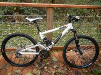 Commencal Combi S. This bike is like-new, all it needs