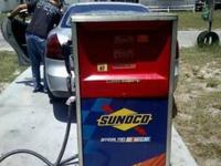 I have a complete sunoco offical fuel of nascar fuel