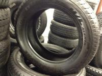 Nice Set of Takeoffs Bridgestone 275/55 R20 Retail on