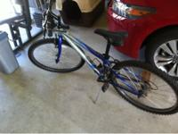 Barely used 800 TREK sport edition. Asking 300 but will