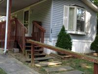 This is a 1992 14x60 2 bedroom 1bath home is in great