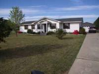Lovely 3 bedroom, 2 Bath fairly new home on Pleasant