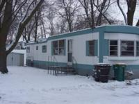 1967 60'x12', Detroit mobile home for sale by owner. It