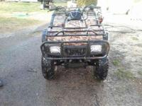I have a 2009 Cool Sports 250cc ATV that I'm wanting to
