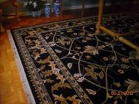 This area rug is only 5 months old. Price currently on