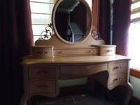 purchased at raymour and flannigan in 2006. LEA Vanity