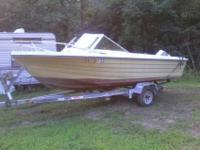 PRICE REDUCED FROM 1500 TO 800. This is a 1978 17 ft