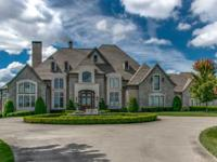 Reminiscent of Europe s grandest manor homes, this