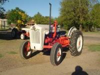 Ford 801 power master. diesel tractor , good condition,