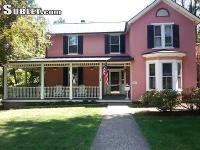2 Large suites offered in Beautiful Historic Home. We