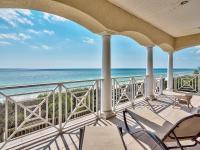 Sweeping panoramic views and pristine white sand