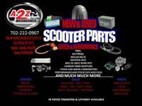 A2Z MOTOR SCOOTERS7060 W. WARM SPRINGS RD #130LAS