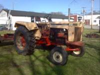 I HAVE A JI CASE TRACTOR HAS A 80HP DIESEL ENGINE HAS