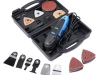 This is our 80PCS Multi-Function tool saw set, which is