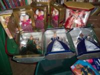 I have 81 Barbie dolls for sale I will not ship but