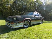 1981 to 1988 Oldsmobile Cutlass Fiberglass Stage II