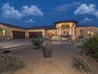 Gorgeous new home in the private enclave of Serenity at