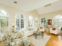 Stately Sited on a cul-de-sac w circular dr..Remodeled