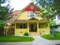Large home with many updates while keeping old charm,