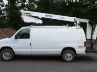 2006 FORD E350 VAN; 5.4L GAS ENGINE; AUTO TRANS W/ O/D;