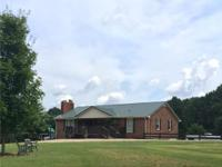 Rare Offer - 106 acres w/ nice brick home. Lots of