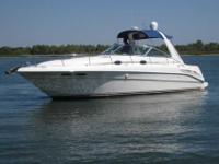 2000 Sea Ray 340 SUNDANCER Extra clean 340 Sundancer