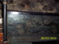 I have a one very large used aquariums for sale. It is