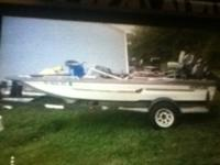 I'm looken to sale my 82 venture  fish an ski boat it
