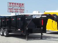82 x 16 DIAMOND C DUMP TRAILER Features: Tandem 7000lb