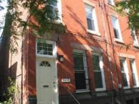 Lovely, brick, end unit townhouse in University City