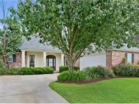 Move-in Ready! This is a beautiful 4 bedroom, 3 bath