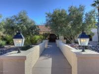 An AMAZING NEW PRICE for this TIMELESS PARADISE VALLEY