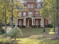 BELLE AIMEE! Situated on 10.18 acres, this one of a