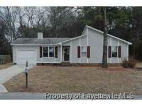3 bedroom 1.5 bath. Brand new carpet,paint,vinyl,and