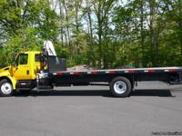 2006 INTERNATIONAL 4300; DT466E 6 CYL DIESEL (225 HP);