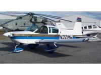 FOR SALE BY OWNER 1992 AG-5B TIGER 1487TT. Lycoming