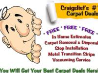 CARLOS  ALBERT RESIDENTIAL OR COMMERCIAL CARPET WITH