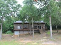 Houston County Lake - Water Front - 3/2 house on 3 lots