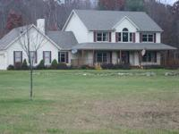 Gorgeous 2-story, 5 bed room, 2 bath house on 10 mostly