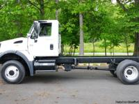 2006 INTERNATIONAL 7400 4X4; MAXXFORCE DT466 6