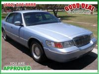 Used 2000 Mercury Grand Marquis LS Low Miles! Drive