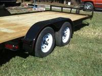 83? x18 with MSO (Title) in stock today Car Hauler W/