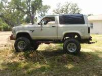 i have a 84 ford bronco on 12 wide 15 inch wheels on